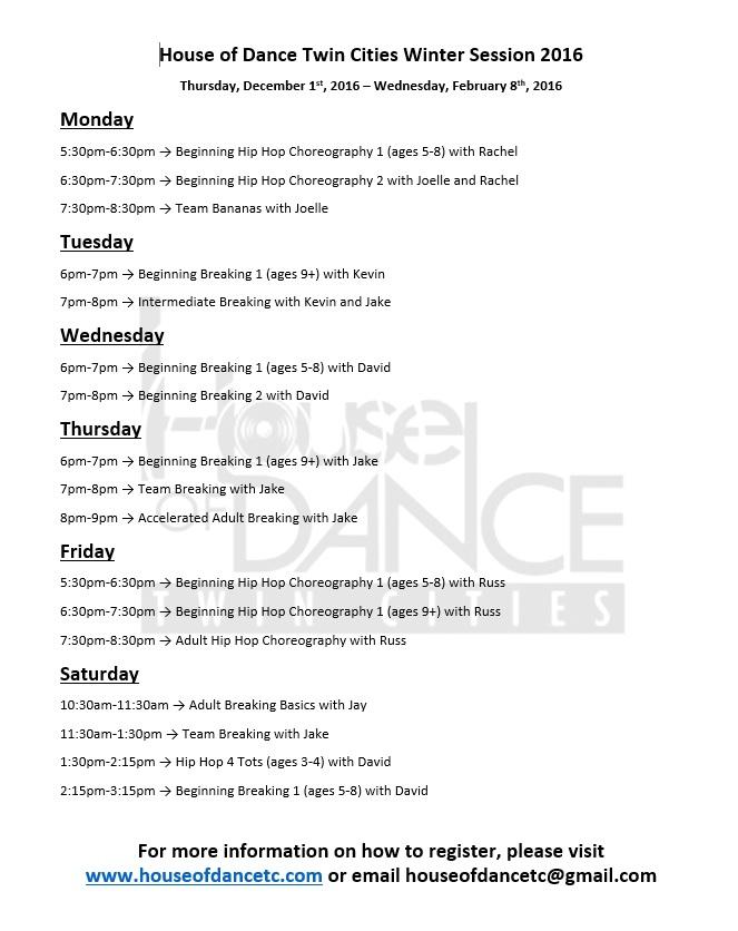 winter-class-schedule-2016